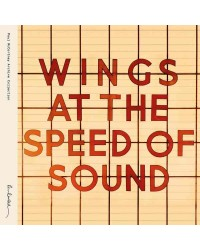 Wings - Wings at the Speed of Sound (Reissue)