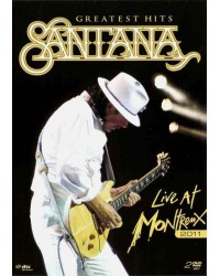Santana - Greatest Hits: Live at Montreux 2011 (2DVD)