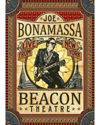Joe Bonamassa - Beacon Theatre: Live from New York (2DVD)
