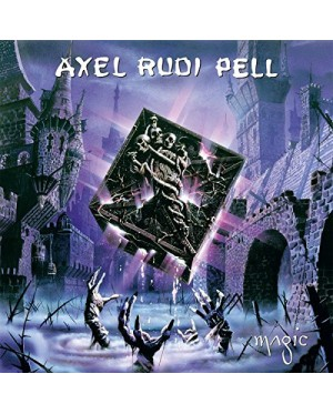 Axel Rudi Pell ‎– Magic  2LP+CD