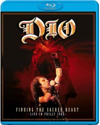 Dio - Finding the Sacred Heart, Live in Philly (1986)