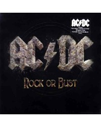 AC/DC - Rock or Bust LP + CD