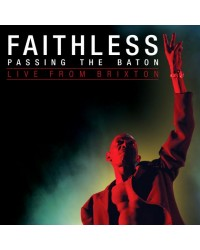Faithless ‎– Passing The Baton - Live From Brixton CD+DVD