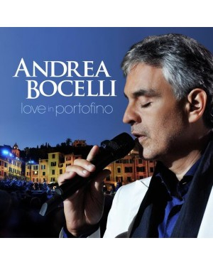 Andrea Bocelli ‎– Love In Portofino CD+DVD