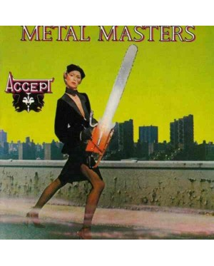 Accept – Metal Masters