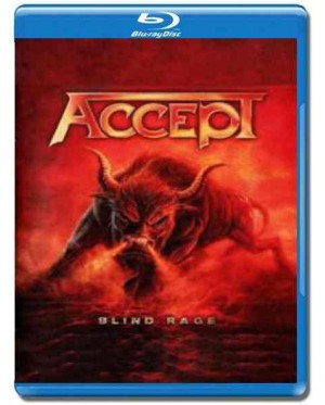 Accept - Blind Rage: Live In Chile (2013)