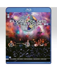 Flying Colors - Live In Europe (2013)