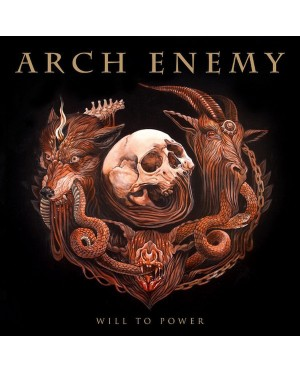 Arch Enemy - Will to Power LP + CD