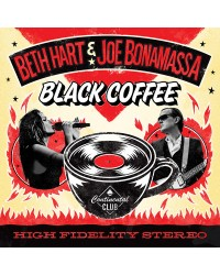 Beth Hart and Joe Bonamassa - Black Coffee 2LP