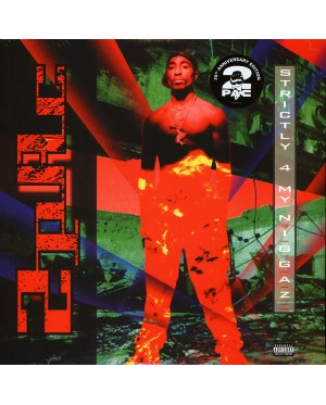 2Pac - Strictly 4 My N.I.G.G.A.Z... 2LP