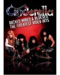 Cinderella - Rocked, Wired & Bluesed: The Greatest Video Hits