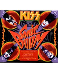 Kiss ‎– Sonic Boom 2CD+DVD
