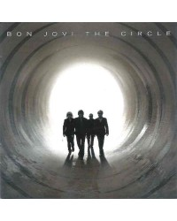 Bon Jovi ‎– The Circle (Deluxe Edition) CD+DVD