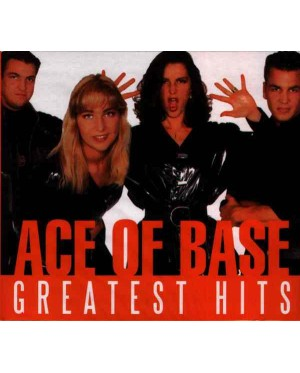 Ace Of Base ‎– Greatest Hits