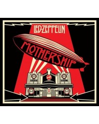 Led Zeppelin ‎– Mothership 2CD+DVD