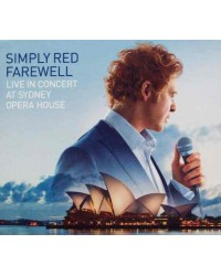 Simply Red – Farewell (Live In Concert At Sydney Opera House) CD+DVD