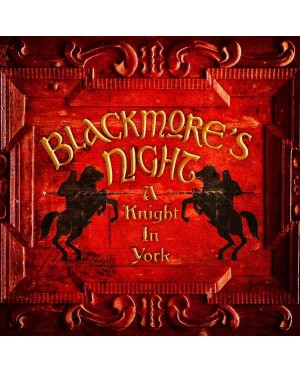 Blackmore's Night - A Knight In York 2LP