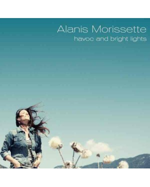 Alanis Morissette ‎– Havoc And Bright Lights