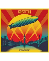 Led Zeppelin ‎– Celebration Day 2CD+DVD