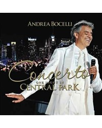 Andrea Bocelli ‎– Concerto: One Night In Central Park