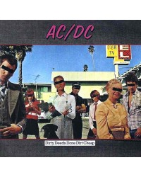 AC↯DC ‎– Dirty Deeds Done Dirt Cheap