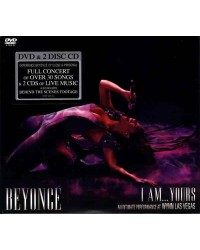 Beyoncé ‎– I Am... Yours (An Intimate Performance At Wynn Las Vegas) 2CD+DVD