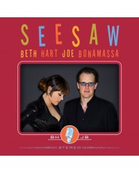 Beth Hart and Joe Bonamassa - Seesaw LP
