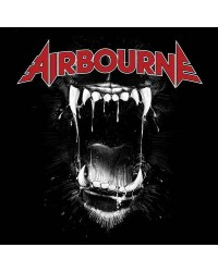 Airbourne ‎– Black Dog Barking