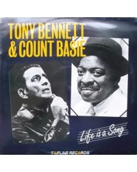 Tony Bennett, Count Basie ‎– Life Is A Song