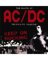 AC↯DC ‎– The Roots Of AC/DC: The 60's & 70's Collection 2CD