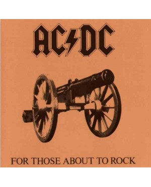 AC↯DC – For Those About To Rock (We Salute You)