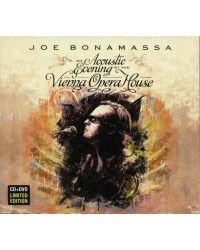 Joe Bonamassa ‎– An Acoustic Evening At The Vienna Opera House  CD+DVD