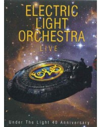 Electric Light Orchestra - Under The Light: 40th Anniversary (2DVD)