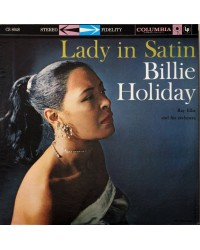 Billie Holiday ‎– Lady In Satin