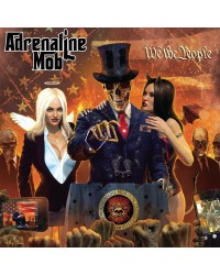 Adrenaline Mob ‎– We The People