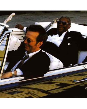 B.B. King & Eric Clapton – Riding With The King  2LP