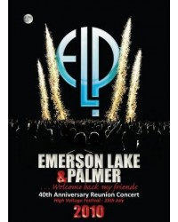 Emerson, Lake & Palmer - Welcome Back My Friends: 40th Anniversary Reunion Concert