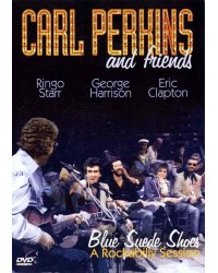 Carl Perkins - Blue Suede Shoes: A Rockabilly Session