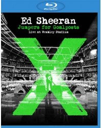 Ed Sheeran - Jumpers for Goalposts: Live at Wembley Stadium