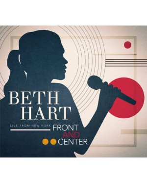 Beth Hart ‎– Live From New York - Front And Center  CD+DVD