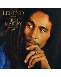 Bob Marley & The Wailers - Legend - The Best Of Bob Marley And The Wailers LP