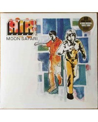 AIR ‎- Moon Safari  LP