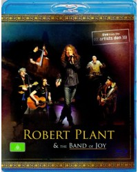 Robert Plant & The Band of Joy - Live from the Artists Den (2011)