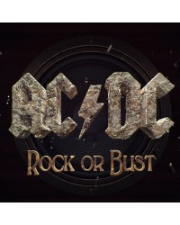 AC/DC ‎– Rock Or Bust