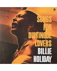 Billie Holiday ‎– Songs for Distingue Lovers