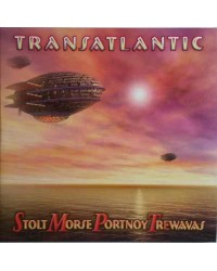 Transatlantic  ‎– SMPTe  2LP+CD