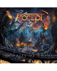 Accept ‎– The Rise Of Chaos