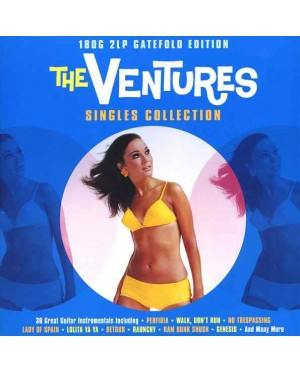 The Ventures ‎– Singles Collection  2LP