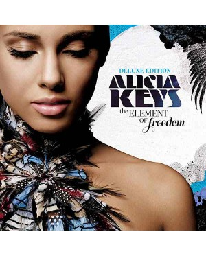 Alicia Keys ‎– The Element Of Freedom [Deluxe Edition]