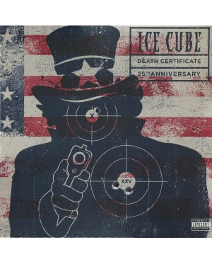 Ice Cube – Death Certificate (25th Anniversary) 2LP